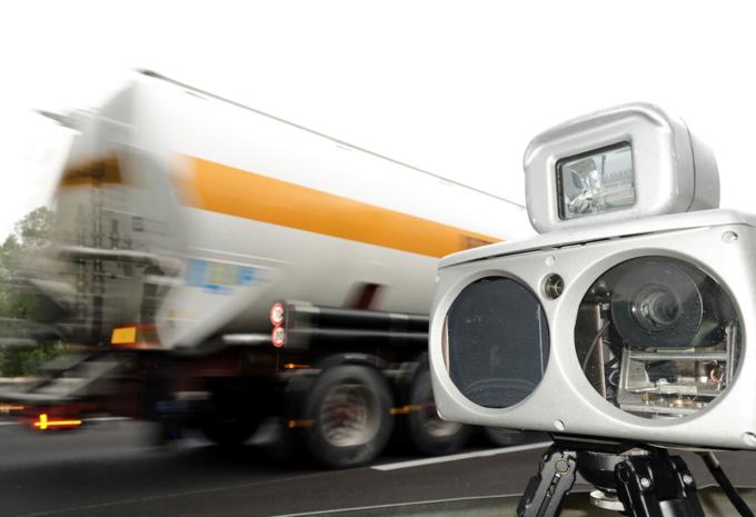 Speed limits Radar