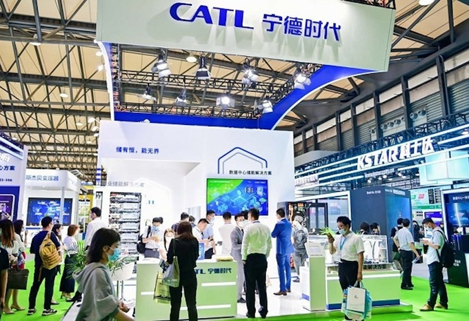 CATL Energy solutions