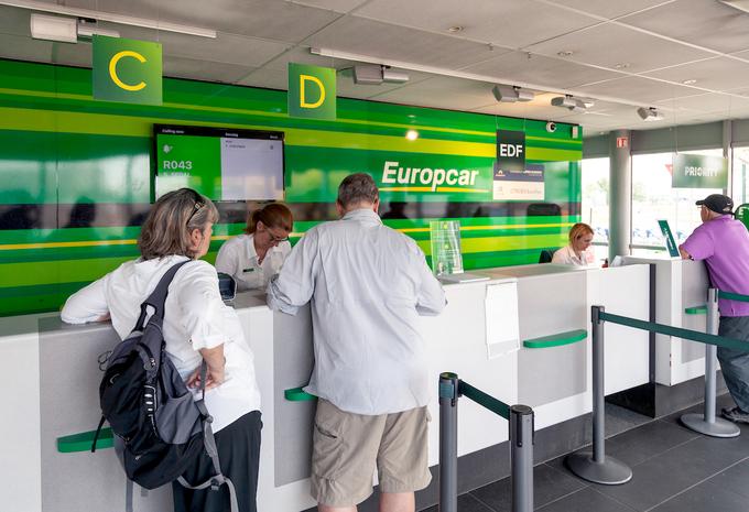 Europcar 2021