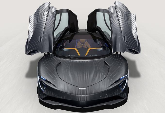 2021 McLaren Speedtail Albert MSO