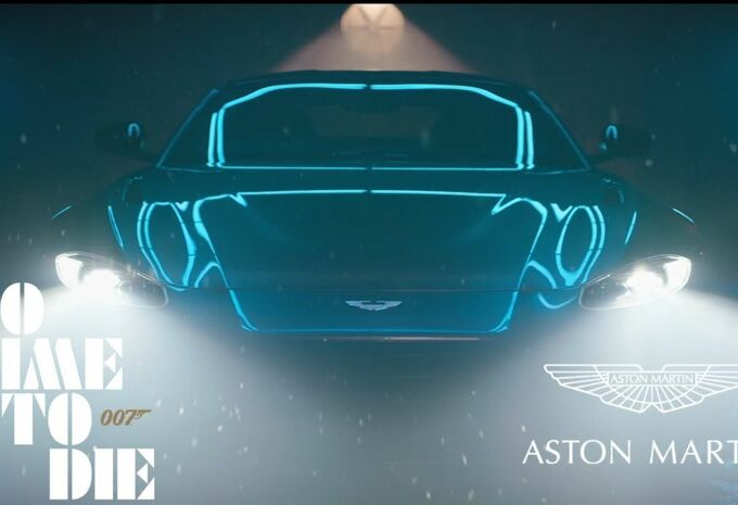 James Bond : ses Aston Martin en bande annonce #1