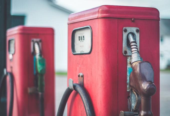 Oldschool Fuel Pump