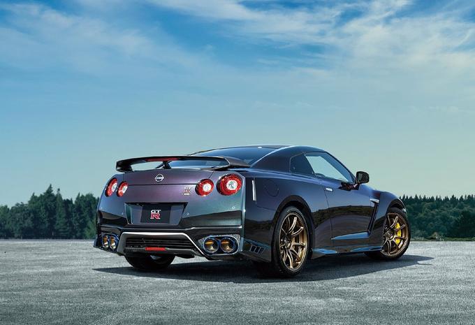 Nissan GT-R als speciale T-Spec #1