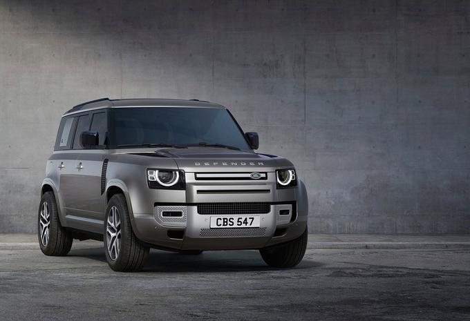 Wordt de Land Rover Defender een Range Rover?