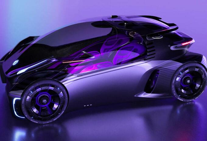 MG Maze Concept 2021