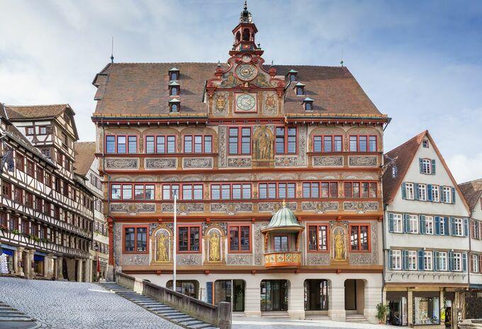 Taxe de parking au poids à Tübingen #1