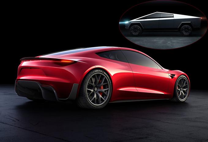 2023 Tesla Roadster EV