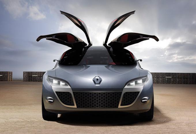 Renault Mégane Coupé Concept  #1