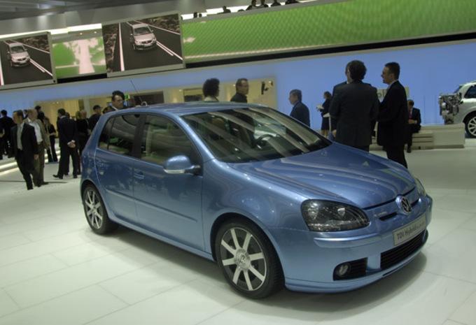Volkswagen Golf TDI Hybrid #1