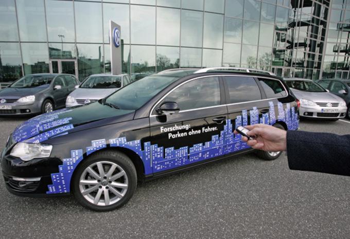 VW Park Assist Vision  #1