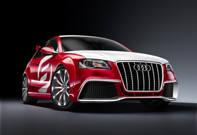 Audi A3 TDI Clubsport quattro #1