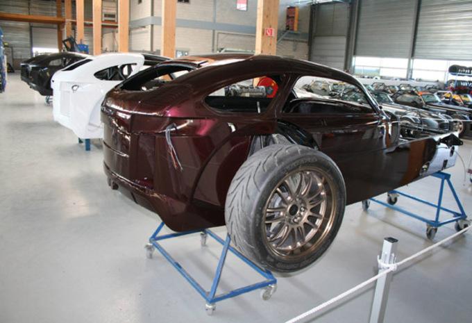 Donkervoort D8 GT  #1