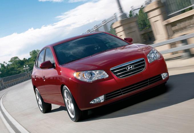 Hyundai Elantra LPI Hybrid #1