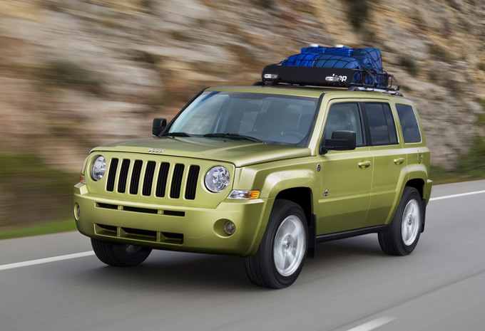 Jeep Patriot Back Country #1