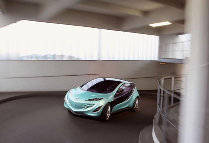 Mazda Kiyora #1