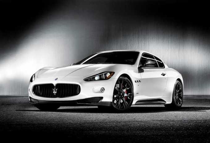 Maserati GranTurismo MC Sport Line #1