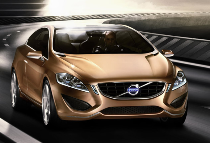 Volvo S60 Concept #1