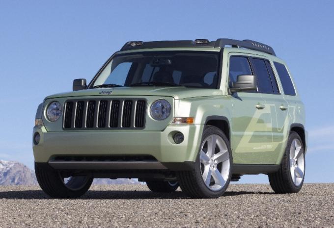 Jeep Patriot EV & Wrangler Unlimited EV #1