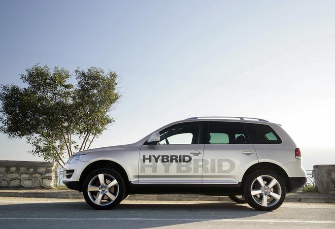 Volkswagen Touareg Hybrid #1