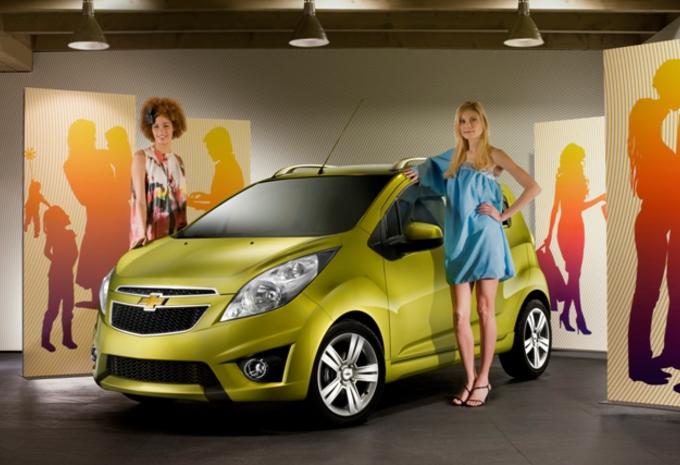 Chevrolet Spark  #1