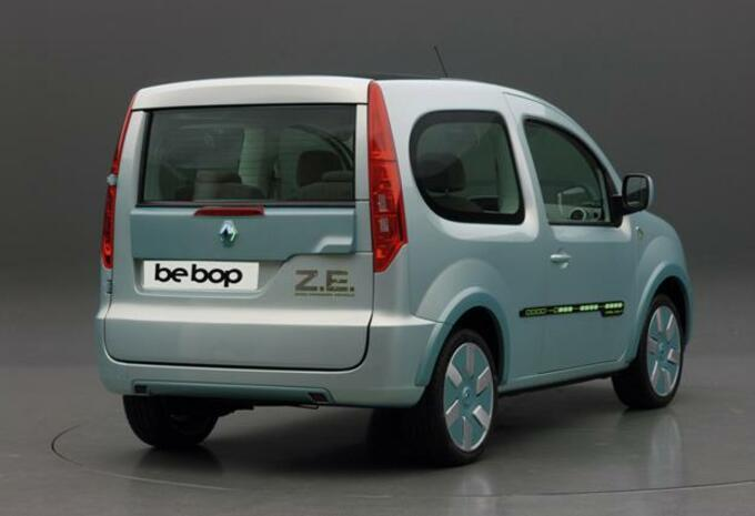 photos renault kangoo be bop z e moniteur automobile. Black Bedroom Furniture Sets. Home Design Ideas