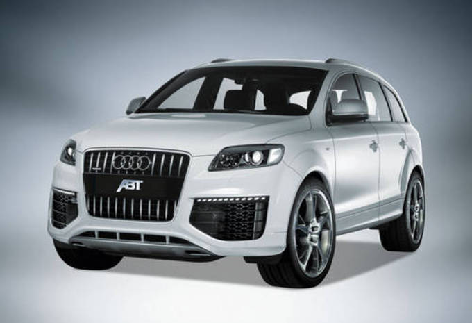 Audi Q7 à 560 ch avec ABT #1