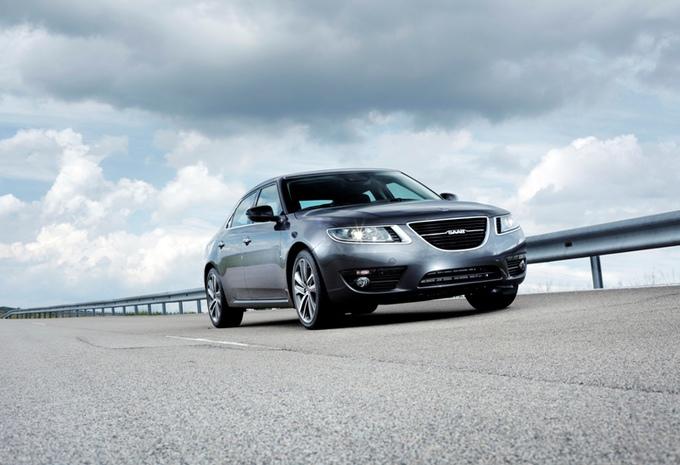 Saab 9-5  #1