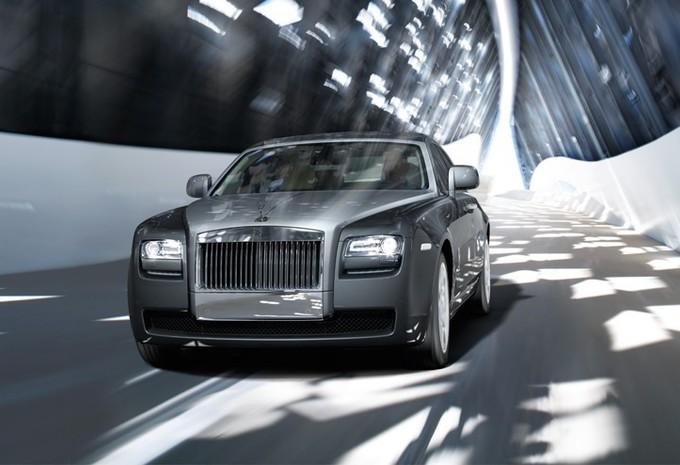Rolls-Royce Ghost #1