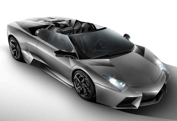 Lamborghini Reventón Roadster #1