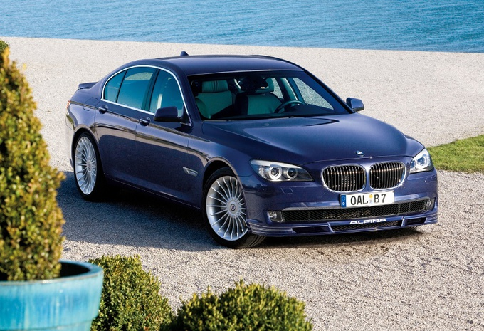 BMW Alpina B7 Biturbo #1