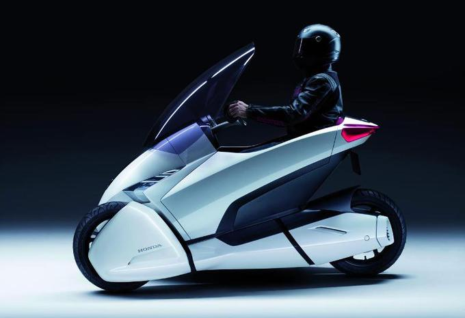Honda 3R-C #1