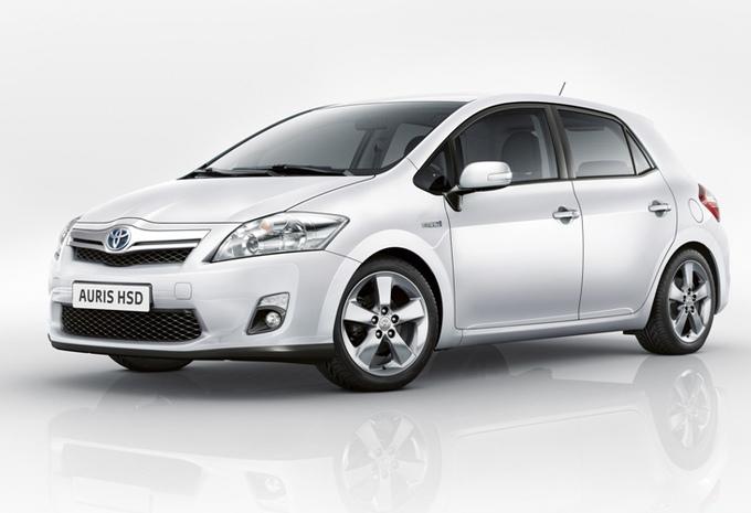 Toyota Auris HSD #1