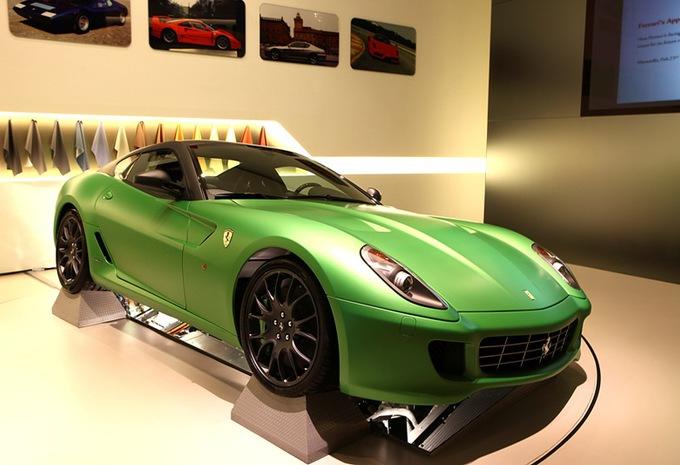 Ferrari Hy-Kers #1