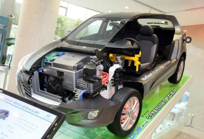 Hyundai ix35 FCEV #1