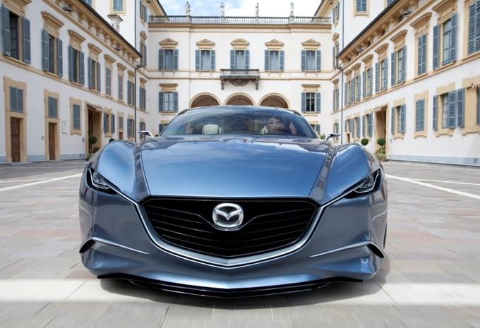 Mazda Shinari #1