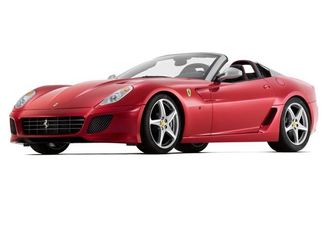 Ferrari SA Aperta #1