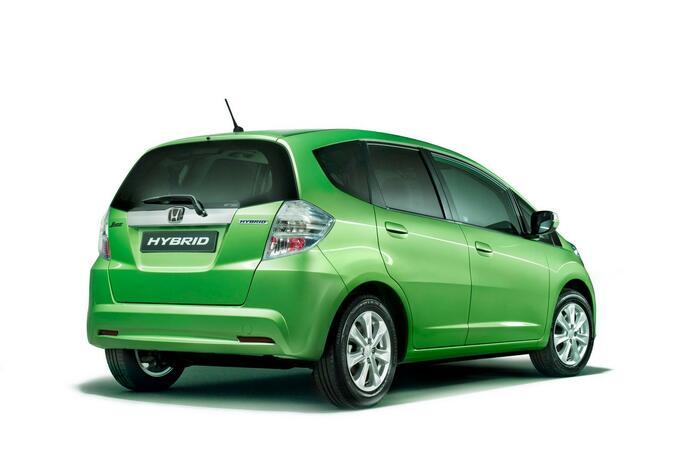 nouveau mod le honda jazz hybrid   moniteur automobile