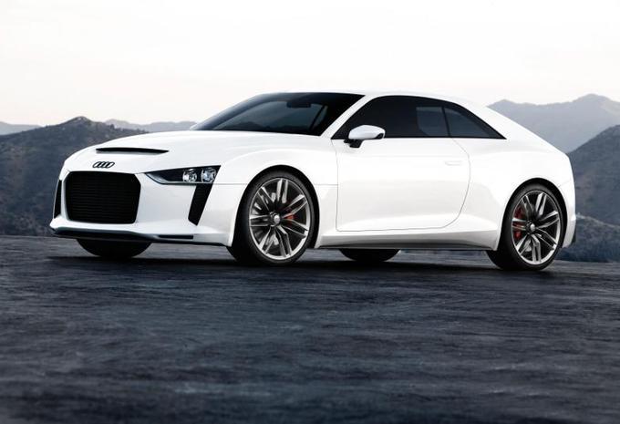 Audi Quattro Concept #1