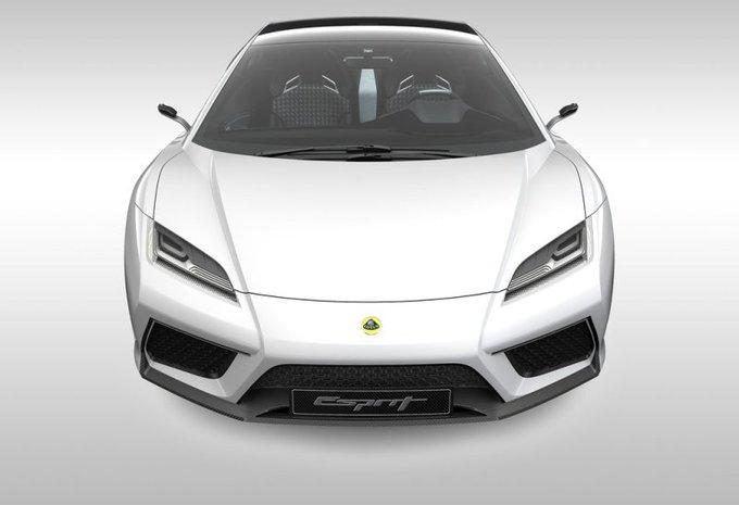 Lotus Esprit #1