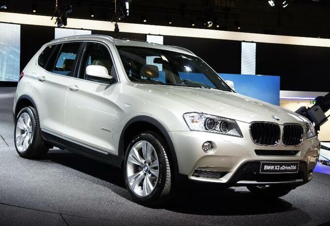 Reportage vidéo BMW X3 #1