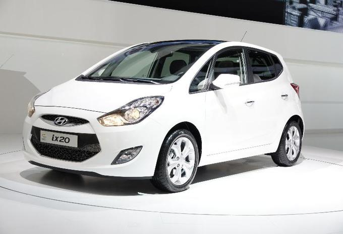 Reportage vidéo Hyundai ix20 #1