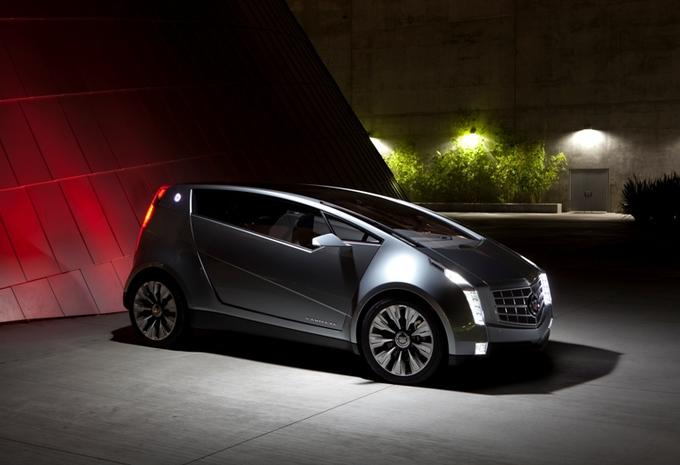 Cadillac Urban Luxury Concept #1