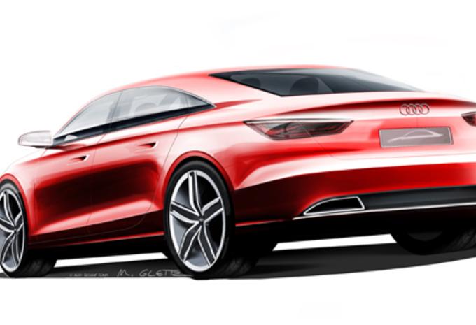 Audi A3 Concept #1