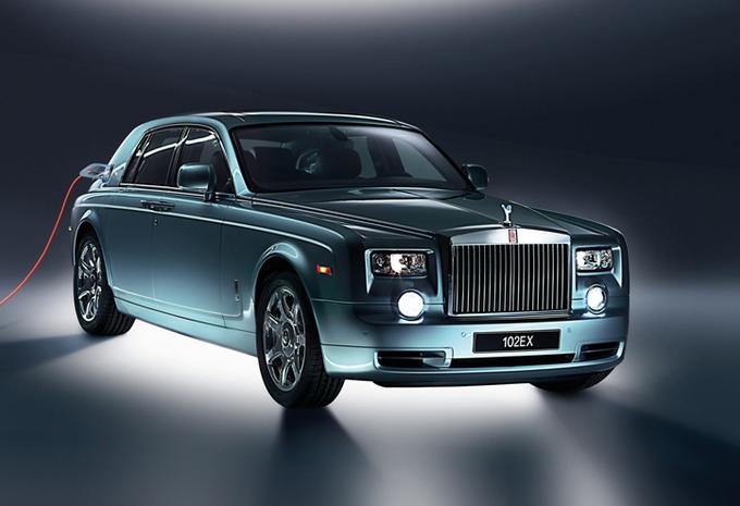 Rolls-Royce Phantom EE #1