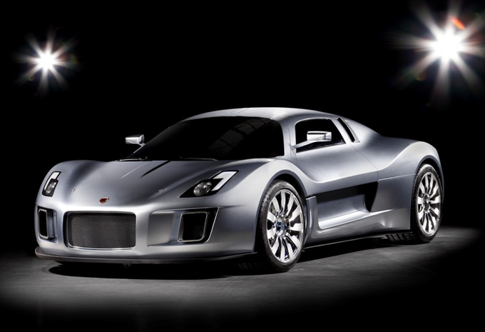 Gumpert Tornante by Touring #1