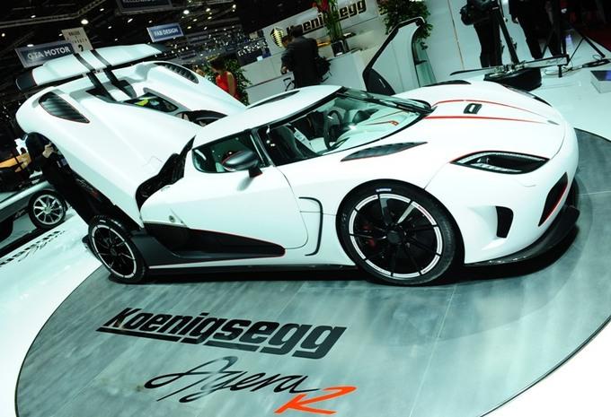 Koenigsegg Agera R #1