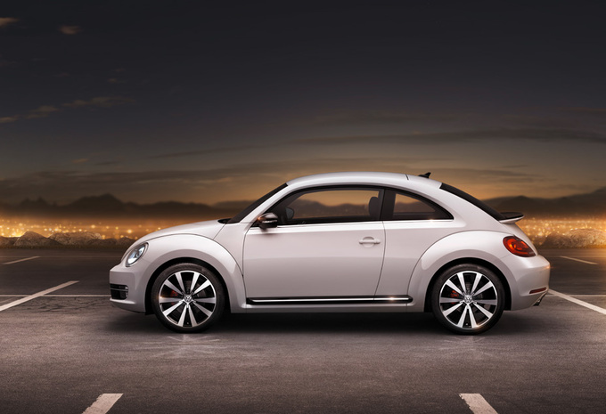 nouveau mod le volkswagen beetle moniteur automobile. Black Bedroom Furniture Sets. Home Design Ideas