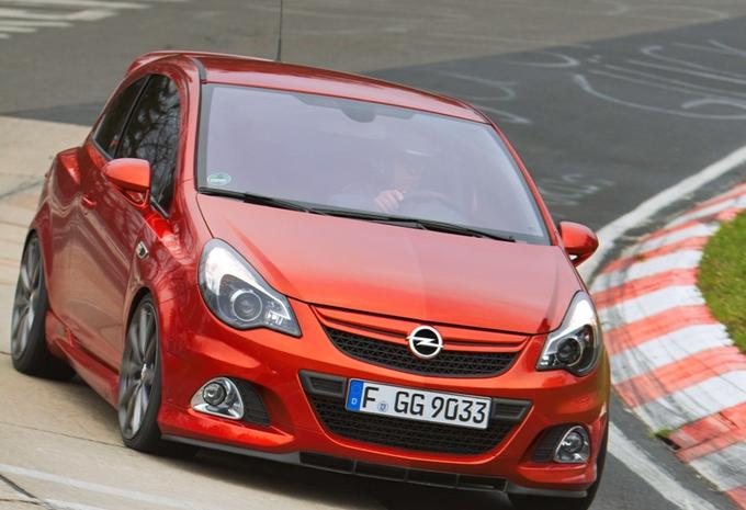Opel Corsa OPC « Nürburgring Edition » #1
