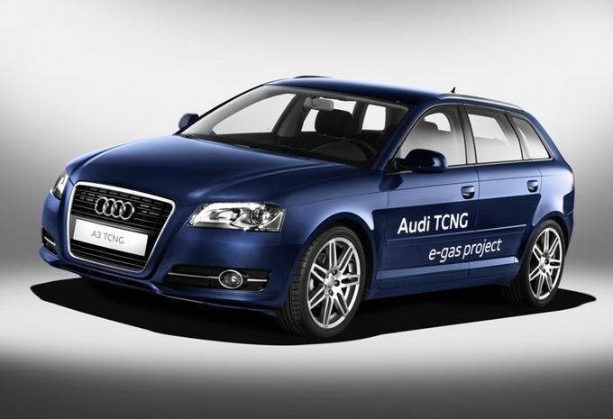 Audi A3 TCNG #1