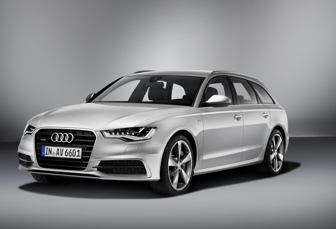 Audi A6 Avant #1